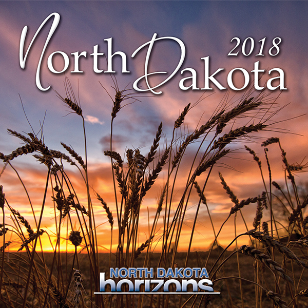 North Dakota 2018 Calendar
