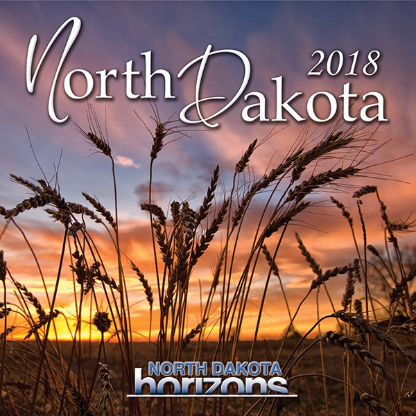 North Dakota 2018 Calendar - Foreign