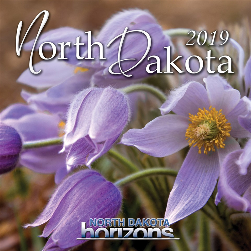 North Dakota 2019 Calendar
