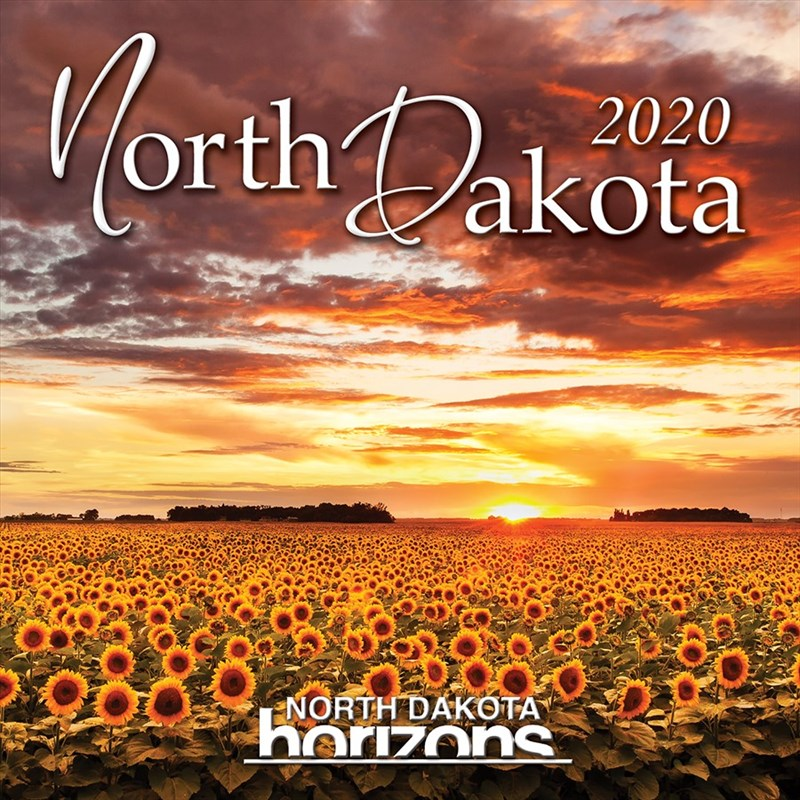 North Dakota 2020 Calendar - Foreign