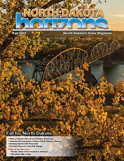 ND Horizons Magazine Foreign Subscription